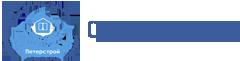 СК ПЕТЕРСТРОЙ Logo