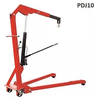 Гидравлические краны PDJ10