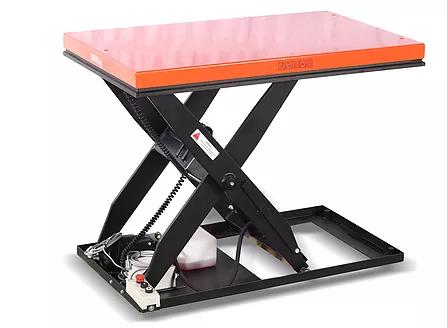 Подъемные столы серии HIW