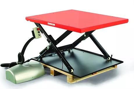 Подъемные столы серии HTF